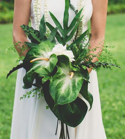 букет невесты 2019, свадебный букет, свадьба 2019, букет из листвы, зелёный букет, букет гринери