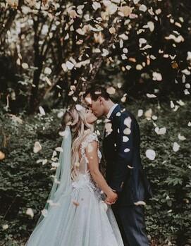 устроить свадьбу сама
