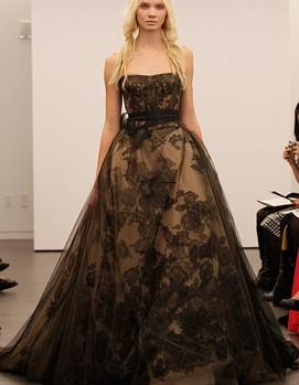 вера вонг свадебное платье 2012