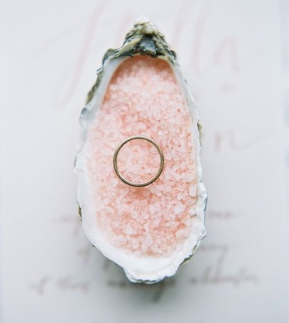 кварц, свадебное кольцо