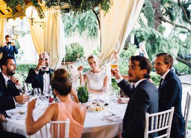 Рассадка гостей: как создать идеальную атмосферу