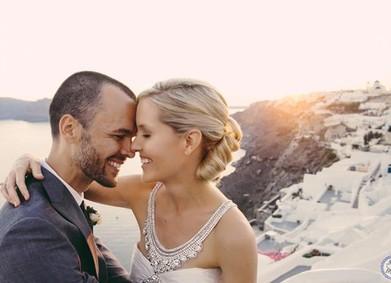 Свадьба в греческом стиле – образ невесты и советы по декору