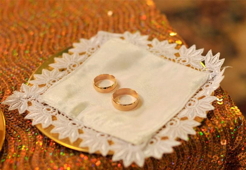 обручальные кольца, венчание, свадьба в церкви, свадьба верующих, христианство,