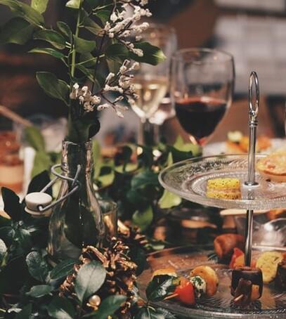 горячие блюда на свадьбу