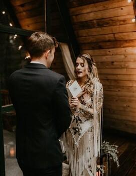 классные свадебные клятвы