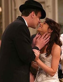 свадьбы в сериалах