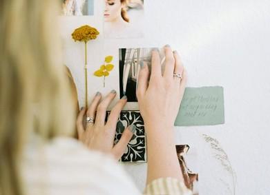 19 дел для твоей свадьбы, которые можно сделать из дома