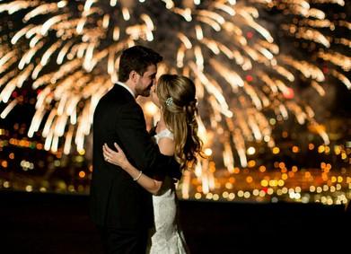 Фейерверк на свадьбе: взрывные эмоции гарантированы!