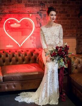 городская свадьба