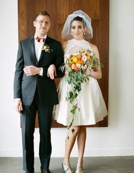 букет невесты на ретросвадьбу