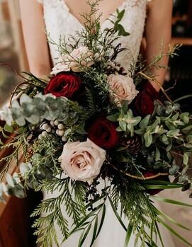 идеи букета на свадьбу