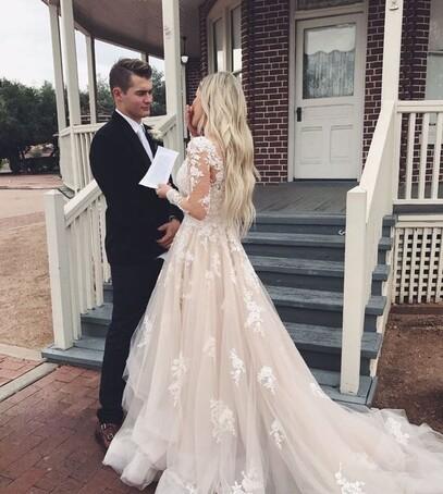 клятва невесты на свадьбе