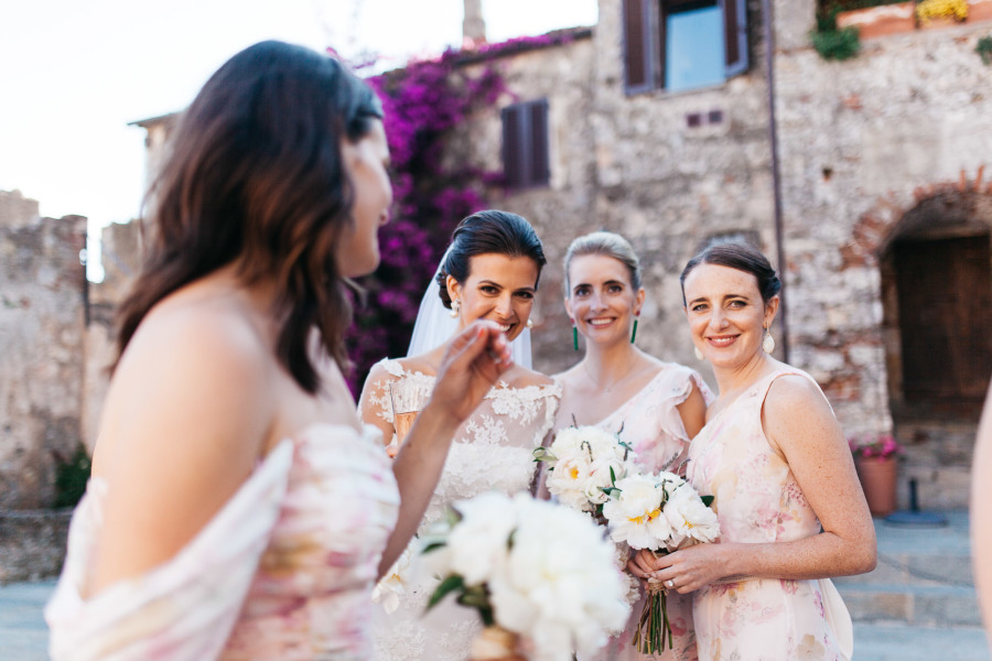 Как выбрать цветовую палитру для свадьбы: важные 50