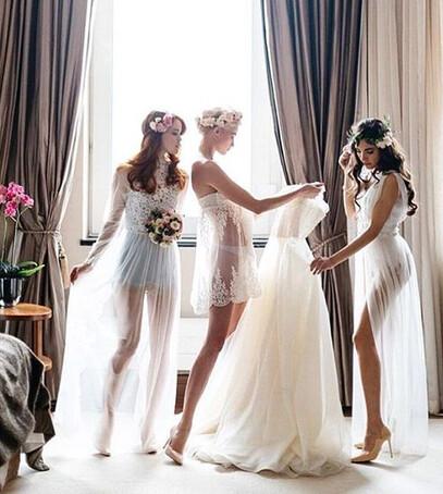 свадебные сборы