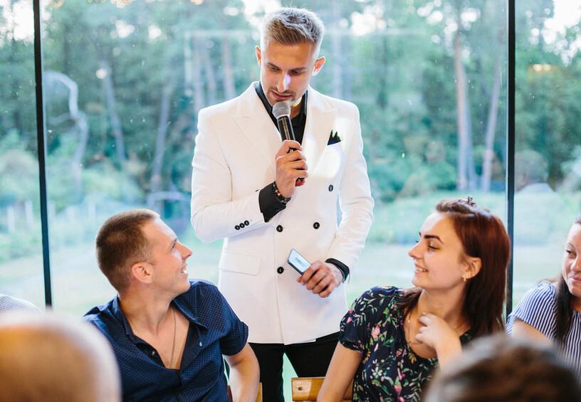 сценарий свадебный