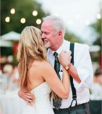 танец невесты с папой