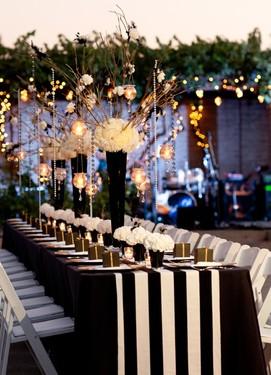 свадьба на даче, маленькая свадьба, банкет для маленькой компании