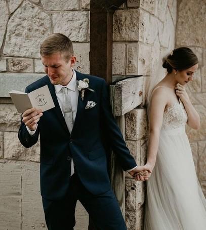 первая встреча на свадьбе