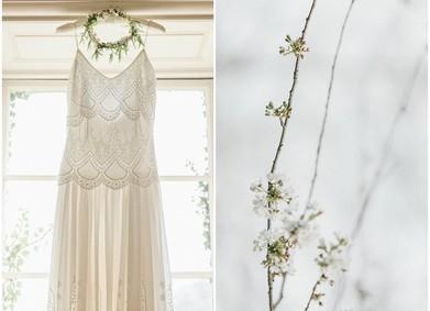 Свадьба и времена года: в гармонии с природой