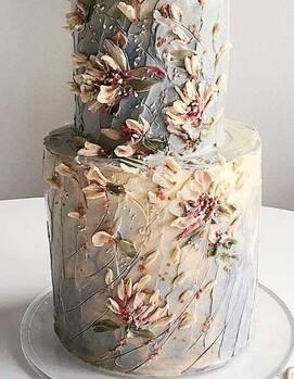 торт на свадьбу 2020