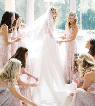 красивые фото утро невесты