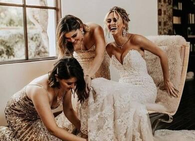 Свадебные платья украинских дизайнеров: фавориты YesYes 2020