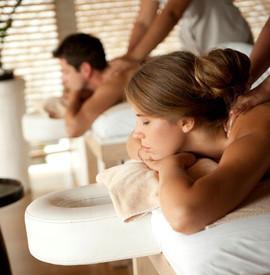 Сходить на расслабляющий массаж.