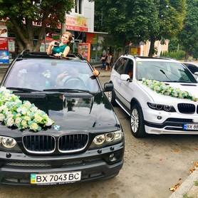 BMW X5 - авто на свадьбу в Хмельницком - портфолио 3