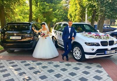 Шурик Весільний Кортеж BMW X5 - фото 3
