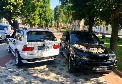Шурик Весільний Кортеж BMW X5 - фото 2