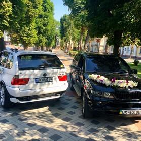 BMW X5 - авто на свадьбу в Хмельницком - портфолио 4