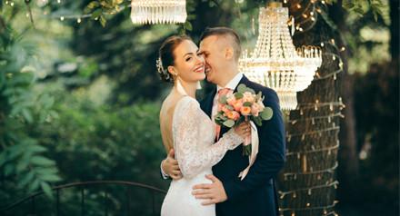 Скидка на свадебную фотосъемку в ближайшие выходные!