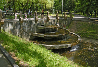 Парк им. Тараса Шевченко - портфолио 2