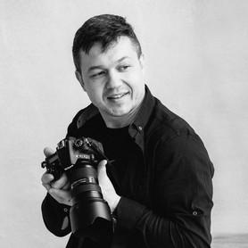 Фотограф Дмитрий Юраш