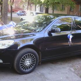Skoda Octavia A5 - авто на свадьбу в Кривом Роге - портфолио 1