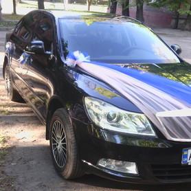 Skoda Octavia A5 - авто на свадьбу в Кривом Роге - портфолио 2