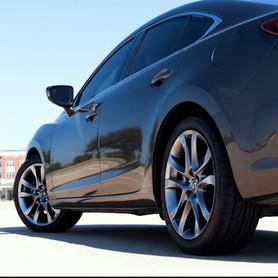 Мазда 6 2018 г - авто на свадьбу в Запорожье - портфолио 5