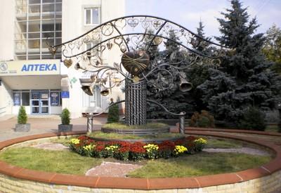 Скульптура Сердце всей Украины - фото 3