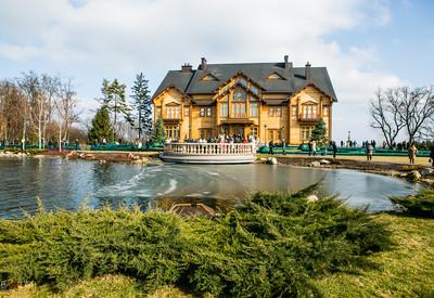 Межигорье (Резиденция) - место для фотосессии в Киеве - портфолио 1