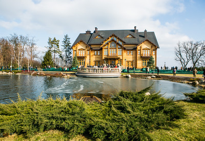 Межигорье (Резиденция) - фото 1