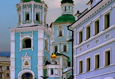 Свято-Воскресенский кафедральный собор - фото 1