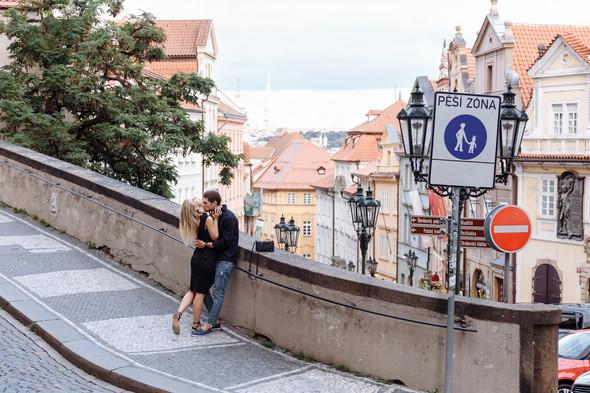 Maksim & Elena. Love Story in Prague - фото №36