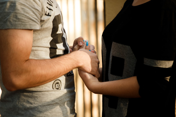 Виталий и Дарина    Love Story - фото №1