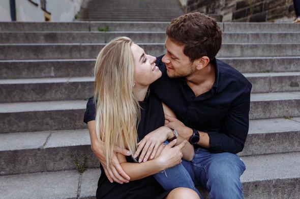 Maksim & Elena. Love Story in Prague - фото №39