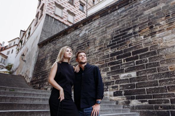 Maksim & Elena. Love Story in Prague - фото №38