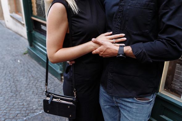 Maksim & Elena. Love Story in Prague - фото №31