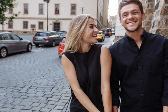 Maksim & Elena. Love Story in Prague - фото №23