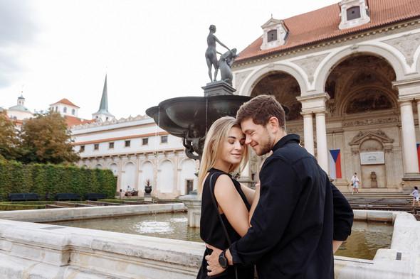 Maksim & Elena. Love Story in Prague - фото №13