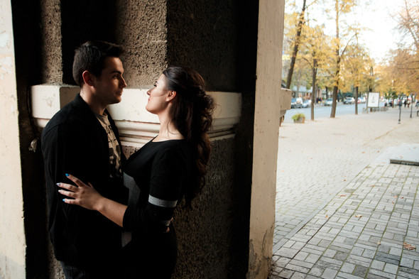 Виталий и Дарина    Love Story - фото №8