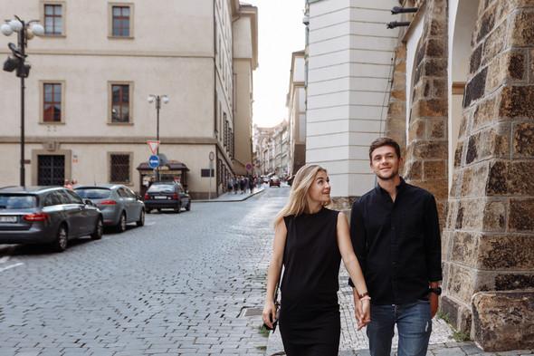Maksim & Elena. Love Story in Prague - фото №21